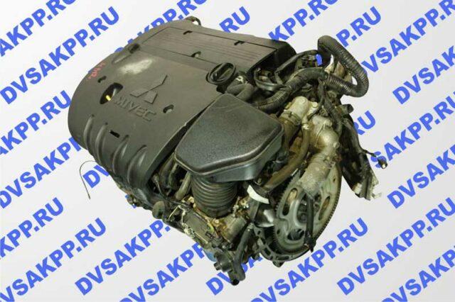 Двигатель 4B12 контрактный