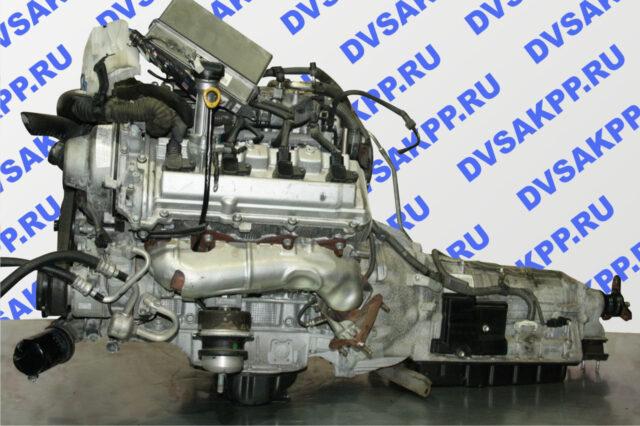 Контрактный двигатель 3uz-fe